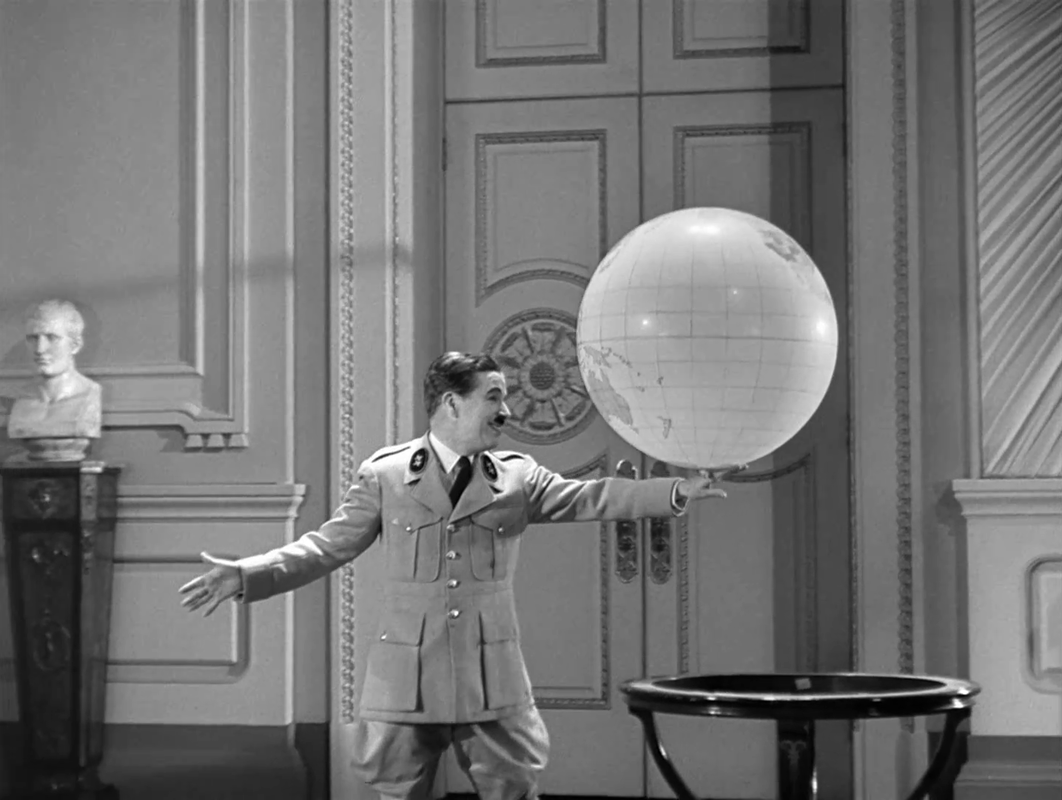 418/ The Great Dictator (Charlie Chaplin 1940) - The Cine