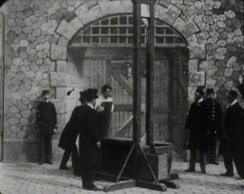 Real Guillotine Execution | www.pixshark.com - Images ...